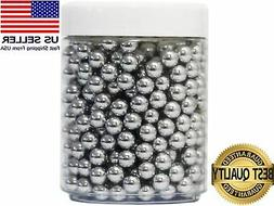 500 Rounds Of Aluminum Metal 6mm Target BBs 0.30g - Not For