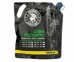 Lancer Tactical Bio Airsoft 6mm BBs 2,000 Rounds Tracer Glow
