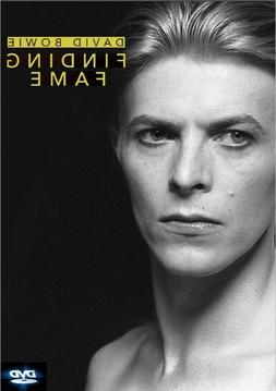 DAVID BOWIE: FINDING FAME - BBC FILM DOCUMENTARY DVD