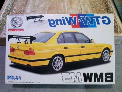 1 24 no 18 gtw wing bmw