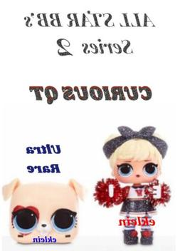 New LOL Surprise Doll All Star BB's Red Team Ultra Rare *C