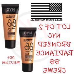 NYC NEW YORK COLOR SMOOTH SKIN BB CREME BRONZED RADIANCE 005