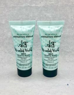 X2 Bumble And Bumble Bb Don't Blow It FINE Hair Styler .5oz/